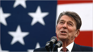 Ronald Reagan 101st Birthday