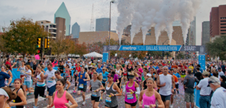 Dallas Marathon - 1