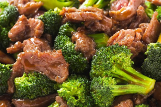 Beef and Broccoli - 1