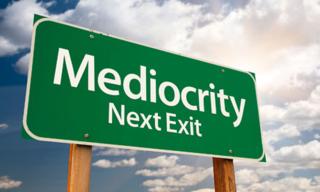 Mediocrity - 1